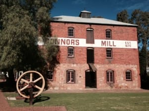 Connors Mill