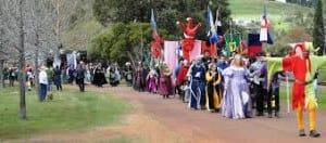 Balingup Parade