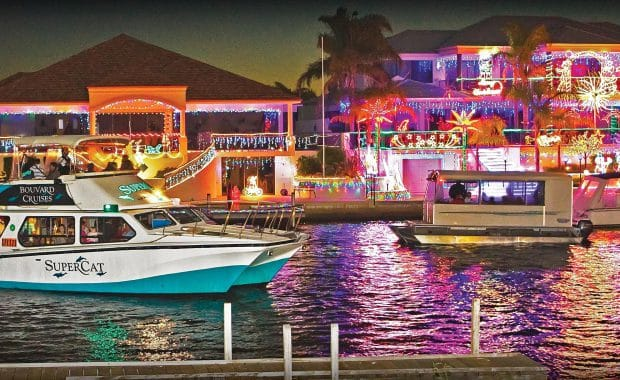 Party Boat Packages