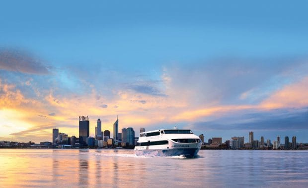 Swan River Boat Cruise with Captain Cook Cruises