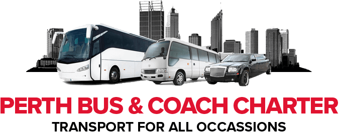 Bus hire Perth logo
